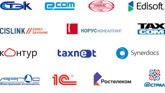 Электронный документооборот со всеми операторами