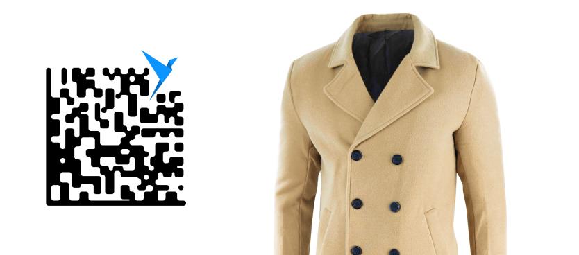 Код маркировки на одежде