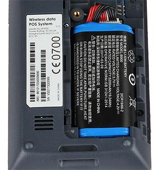 Аккумулятор MSPOS-K.